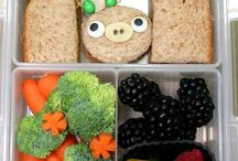 Back to School - Fun Lunches
