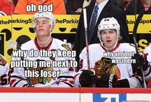 Hockey Memes and Bromance