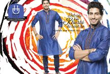 The Happy Daily Collection / Jab bhi koi khushi ki baat ho. Kurtas for every occasion.