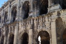 Nimes, France / Learn more at barefootblogger.fr