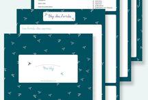 Organisation blog Printables / Blogging, Organisation, Printables, Blog planner