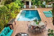 Piscines. Swimming Pools.