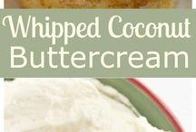 coconut buttercream