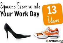 Workplace Workouts / by Domari Dickinson Lewis