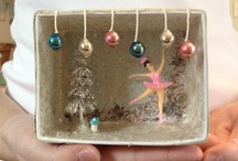 baubles and all that glitters / by Vicky Trainor /The Linen Garden