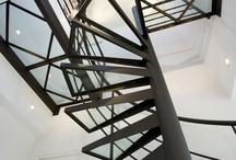 Escalier en acier