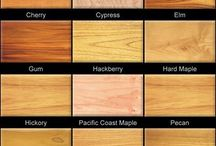 Everything about wood