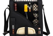 Wine Totes and Carriers / Nice bags and totes to carry wine.