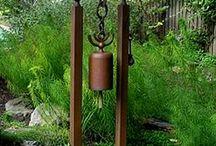 Garden artifacts