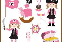 Art & Doodles - Characters - Pirates