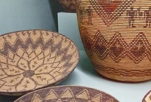 Native American basketry / Traditional and contemporary basketry