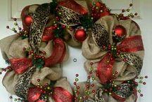 Kerst versieringen