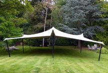 10m x 10m Stretch Tent / 10m x 10m Stretch Tent
