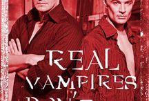 vampires and warewolves