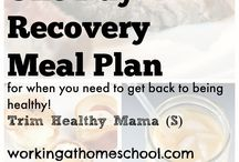THM recovery plan