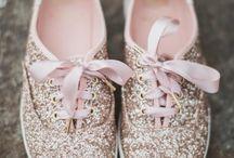 Wedding shoes/feet