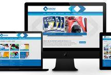 Websites / Webove stranky , co jsme vytvorili :-)