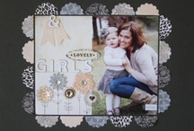 Scrapbook / by Mary Jo Winfrey