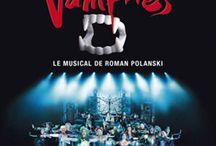 Théâtre / Comédies Musicales / Ici seront regroupé mes articles concernant les concerts, comédies musicales, pièces de théâtre et one man show auxquels je peux assister ^^