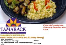 Tamarack's Food & Recipes  / On this board you will find a variety of pictures showing off some selection of The Best of West Virginia food court. Also be on the lookout for some special recipes, from our kitchen to yours!