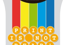 Print is not dead / by Massimo Gentile