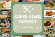 Food for Football Sunday / by Keely Ellis