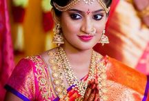 The Telugu Bride / The Telugu Bride - Beautiful, traditional and yet trendy. Visit ShaadiSimplified.com for all your wedding needs.