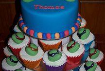 Ninja Turtle Party (Heather)