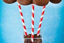 Cake pops... / by Sandra Junior Connor Bridges