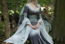 Fantasy / Elven dresses, forest witches, queens and kings