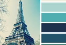 Color Theory : Catching the Blues / Claiming Blues and their Hues