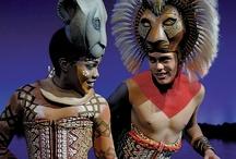 lion king parade