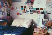 80s bedroom