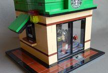 Lego-juttuja