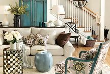 Living room ideas / by Monica Munguia