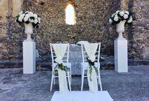 Mindaugas & Vilma - 3th July 2015 / Sant'Eustachio, Villa Minuta, Scala, White, Yellow and Orange colors, Olga Studio, Sposa Mediterranea, Lux Weds, Federica wedding Planner