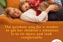 Mom Humor / Get your daily dose of humor related to moms, especially toddler moms!