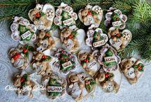Ozdoby i dekorację świąteczne