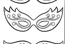 festa de mascaras