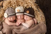 Newborn Photography of Multiples