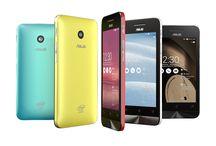 Zenfone / La nuova serie di smartphone presentata da ASUS al CES 2014