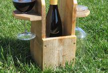 Vínové fľaše