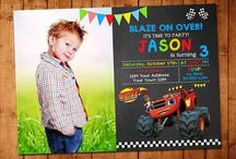 Cake - Blaze and the Monster Machines