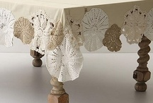 Tablecloths / Ideas for sewing a tablecloth