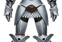 Armors metal