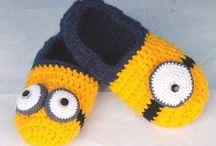 Háčkování s návodem - crocheting with pattern