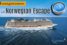 Norwegian Escape / #NorwegianEscape en Icuceros