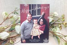 Holiday/Christmas Cards
