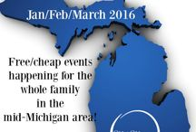 Things To Do in Michigan / This board is dedicated to local events and deals happening around Pure Michigan! #michigan