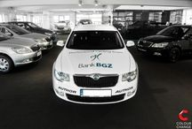 Skoda Superb B - White gloss